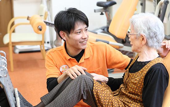 【尼崎市】介護職員募集◇有休消化100%を推奨しているのでプライベートも充実!